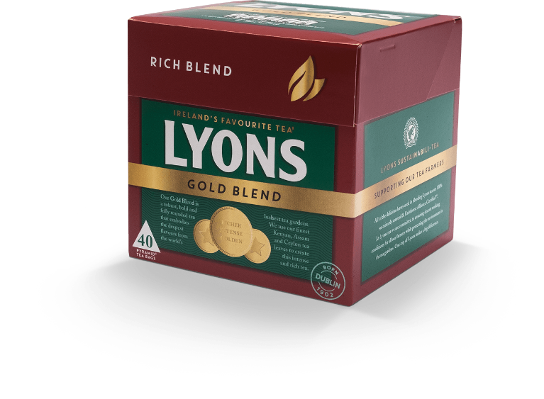 Lyons Gold front